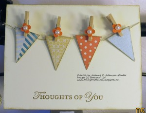 Pennant Thoughts of You
