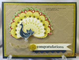 World Treasures Congratulations