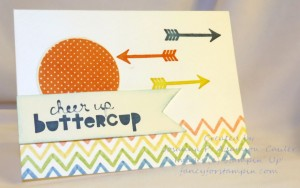 Watercoler Wonder Note Card - 4