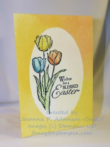 Watercoler Wonder Note Card - 5