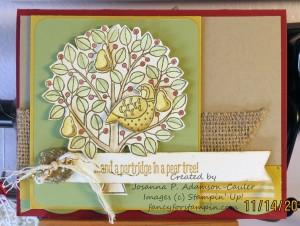 Partridge & Pears - 1