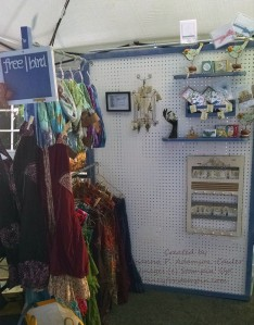 Jackalope Arts & Crafts Freebird Booth